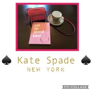 Kate Spade Perri Lane Bubbles Looloo Crossbody Bag